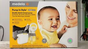 Medela Pump In Style Double Electric MaxFlow Portable Breast Milk Pump NEW