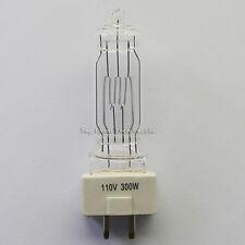 Tungsten Gobe Bulb 110V 300W For Spotlight Video Studio  ARRI Spot light