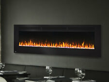 Napoleon 72-In Allure Wall Mount Electric Fireplace