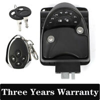 NEW Keyless Entry Door Lock Latch Handle Knob Deadbolt RV Trailer Camper Car