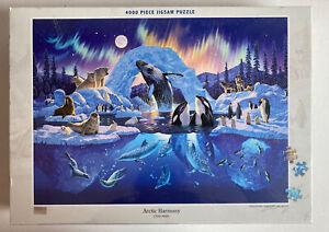 Tomax 4000 Piece Jigsaw Puzzle - Arctic Harmony