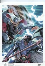 Marvel Universe 2011 Artist Draft Chase Card AD7