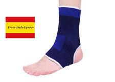 Tobillera Elastica Proteccion del Tobillo Deporte Deportes azul - 1 UNIDAD