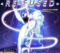 RE-FUSED VOLUME 1 - UK HAPPY HARDCORE - (2009 CD) DOUGAL / GAMMER...