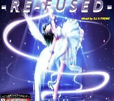 RE-FUSED VOLUME 1 - UK HAPPY HARDCORE - (2009 CD) DOUGAL / GAMMER...