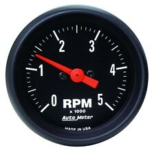 AutoMeter 2697 Z-Series In-Dash Electric Tachometer