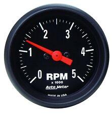 AutoMeter 2697 Z-Series In-Dash Electric Tachometer