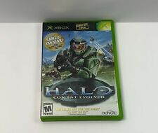 Halo: Combat Evolved - Original Xbox 2001 - Tested Complete