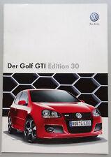 V09403 VOLKSWAGEN GOLF MK5 GTI EDITION 30