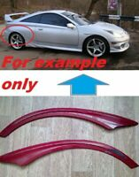 For Toyota Celica ZZT231 TRD Rear Side Fenders Covers Genuine JDM Used