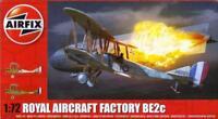 ROYAL AIRCRAFT FACTORY RAF BE2c (RFC & NAVAL AIR SQUADRON MARKINGS) 1/72 AIRFIX