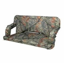 Adjustable Padded Couch For Pickup Truck 2 Person Tailgate For Two Camo Seat