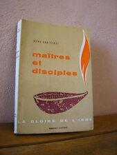 Usha Chatterji : Maîtres et disciples, la gloire de l'inde 1960