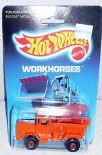 HW Workhorses Blackwall OSHKOSH SNOWPLOW *MOC #5905
