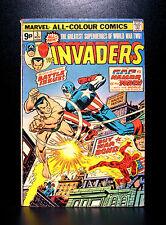COMICS: Marvel: Invaders #3 (1975) - RARE (captain america/namor)