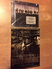 BAND OF BROTHERS CD Soundtrack NEW & SEALED +BONUS DVD The Complete First Season