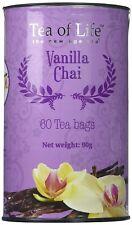 Tea of Life Vanilla Chai 60 Tea Bags