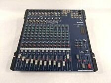 Yamaha MG166C 16-Channel Mixing Board 10 Mic Input 3 Aux Busses w/ Compression