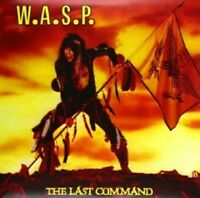 W.A.S.P. - THE LAST COMMAND  VINYL LP NEU