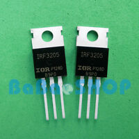5pcs IRF3205 IRF 3205 HEXFET Power MOSFET 55V 110A TO-220 IR Brand New