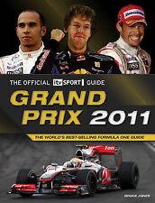 ITV Sport Grand Prix Guide 2011 (Official itv Sport Guides), Bruce Jones