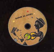 Saudade Do Futuro DVD Sao Paulo Brazil Musical Poetry Documentary NO CASE
