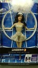 Dhoom 3 Barbie in India Katrina Kaif Aliya Black Label Collector Doll OOAK