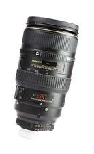 Nikon AF 80-400mm f4.5-5.6D VR Telephoto Nikkor Zoom Lens + Rear Lens Cap