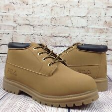 3a0ec977a45f FILA Women s Luminous Boots Size 10 Wheat Trail Working Hiking Shoes