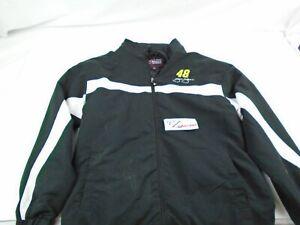 Jimmt Johnson #48 Med Hooded Jacket DuPont Repel Hendrick Motorsports NASCAR