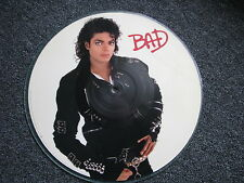 Michael Jackson-Bad Picture LP-1987-USA-33 U/min-Album-1.Pressung-Epic-9E9 44043