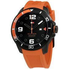 Tommy Hilfiger Men's 1791154 Analog Display Quartz Red Watch