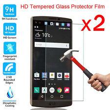 2pcs 9H + Premium vetro temperato pellicola proteggi schermo per LG CELLA