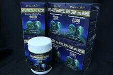 6 x NZ New Zealand Green Lipped Mussel Powder 9000mg 180 capsules DreamLife