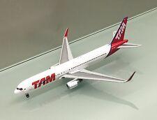 Gemini Jets 1/400 TAM Brasil Boeing 767-300ER PT-MSY die cast metal model