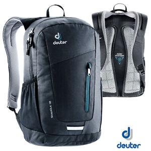 Deuter StepOut 12 Backpack- Black