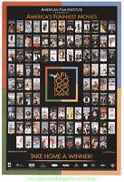 AFI 100 YEARS OF COMEDY MOVIE POSTER 27x40 + AMERICAN FILM INSTITUTE Bonus!!!!!!