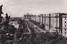 Rome-Viale Charles Felix and Basilica of Saint John 1960