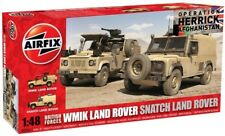Airfix #06301 1/48 British Forces Land Rover Twin Set