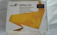 NEW BOX Seagate Barracuda SATA/300 320GB 7200RPM Internal Hard Disk Drive PC/MAC