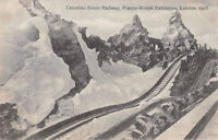 R279124 London. Canadian Scenic Railway. Franco British Exhibition. Valentine. 1