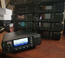 Motorola Xpr5550 Uhf 450 512 1 40 Watt Aam28trn9ka1an Mobile Dmr Radio Apx