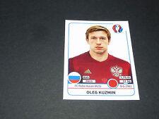 166 OLEG KUZMIN RUBIN KAZAN RUSSIE ROSJA Россия PANINI FOOTBALL UEFA EURO 2016