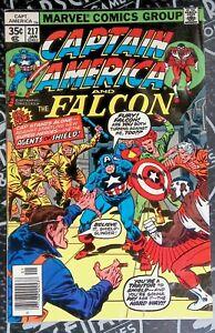 Captain America #217  1978 Marvel Comics 1st Appearance of Marvel Boy/Quasar