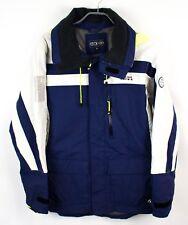 JEAN PAUL SPORT Men NANTO SAILOR JACKET Offshore Waterproof Coat Size S FZ703