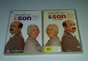 Mother & Son Vol 1 & 4 - DVD    oop