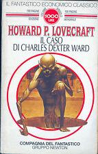 IL CASO DI CHARLES DEXTER WARD - HOWARD P. LOVECRAFT