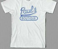 Rare VTG 80s Paul's Boutique - beastie boys mike d rap hip hop Shirt Reprint New