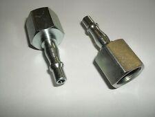 1//2 BSP x 1//2 pulgadas Manguera PCL Genuino Cola aerolínea adaptadores vértice de flujo de aire