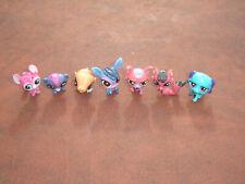 Lot of Seven LPS Littlest Pet Shop Figurines in Excellent Condition